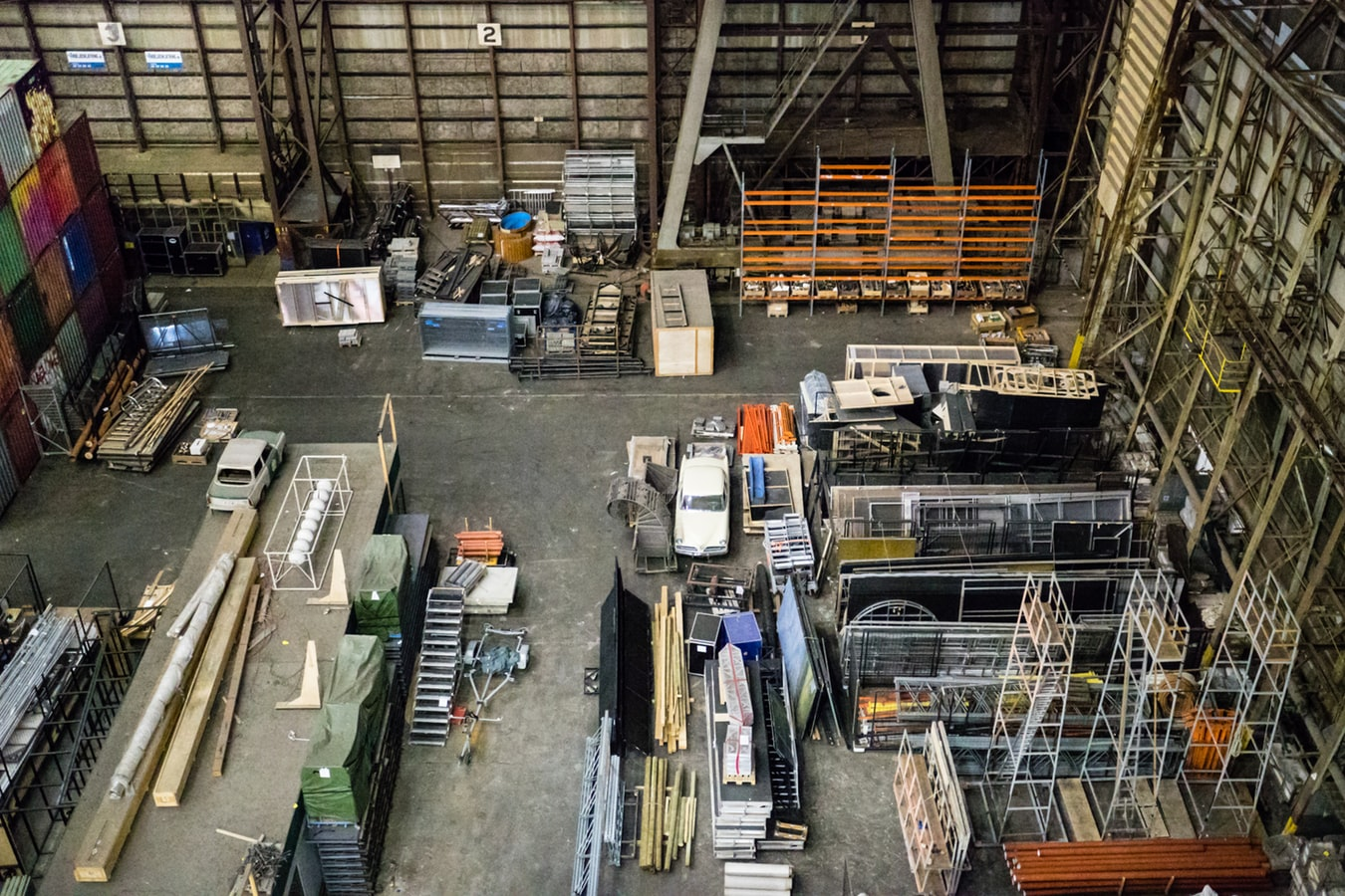 wentylacja zakładu przemysłowego